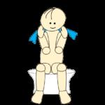 タオルで肩甲骨体操10