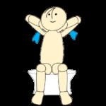 タオルで肩甲骨体操12