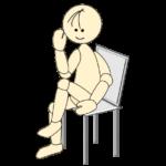 体操座位7