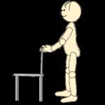 体操立位1