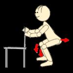体操立位2